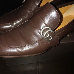 9c086d42b Men Brown Gucci Loafers on Poshmark